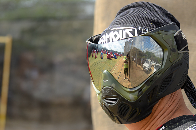 Race 2 Two 18 di Maart Paintball.